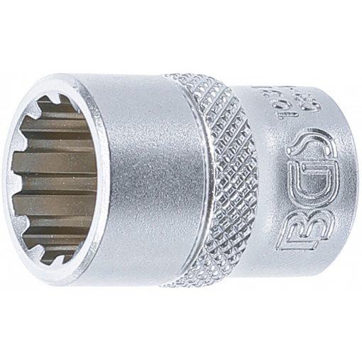 "BGS technic 3/8"" Dugókulcs ""Gear Lock"", 13 mm (BGS 10313)"