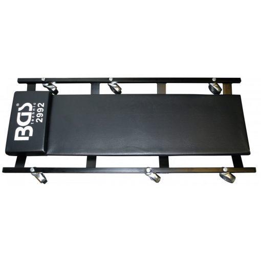 BGS technic Gurulós aláfekvő, 100-42-10cm (BGS 2992)
