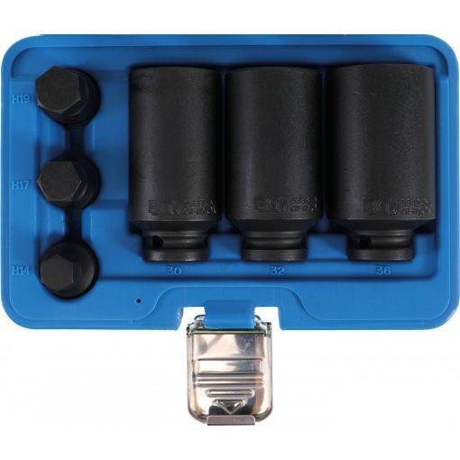 BGS technic 6 részes féltengely dugókulcs készlet (BGS 5334)