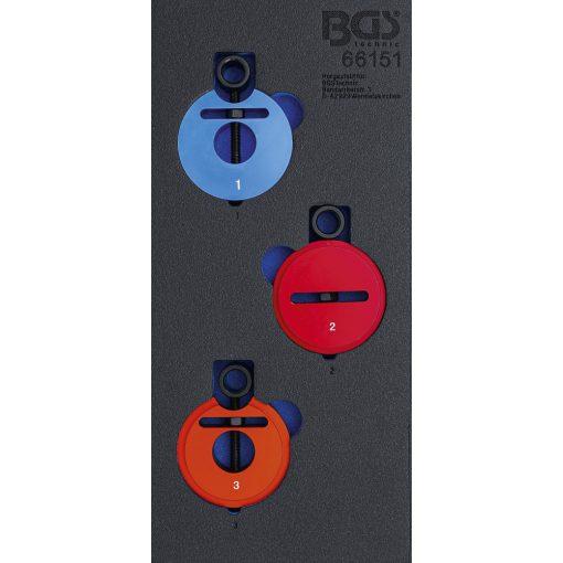 BGS technic BMW első kerék beállító készlet (BGS 66151)