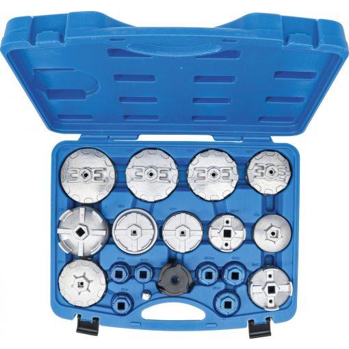 BGS technic Olajszűrőkulcs-készlet   19 darabos (BGS 6786)