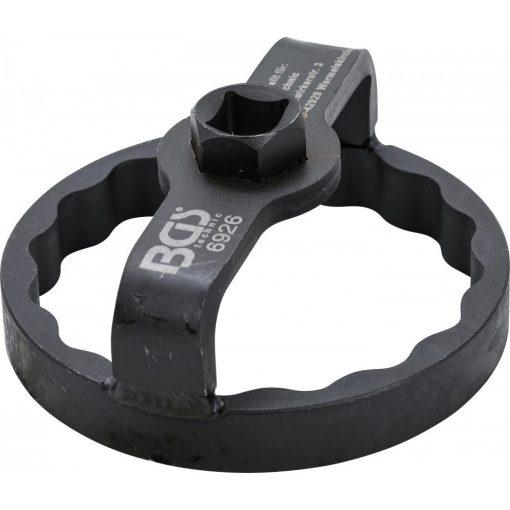 BGS Technic Olajszűrőkulcs | 16 élű | Ø 86 mm | Volvo (BGS 6926)