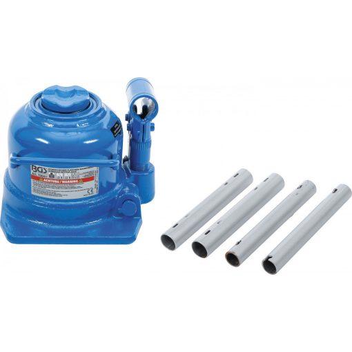 Hidraulikus autóemelő | extra lapos | 10 t (BGS  70041)