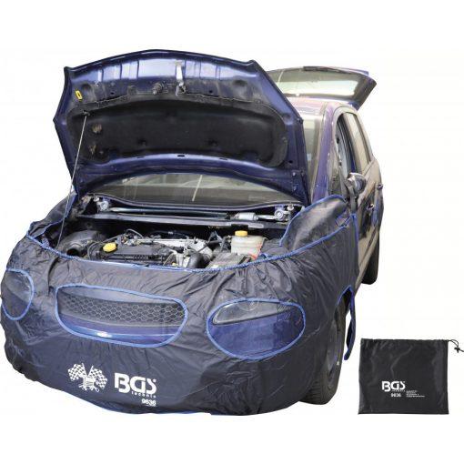 BGS technic Védőtakaró személygépkocsi elejére (BGS 9636)