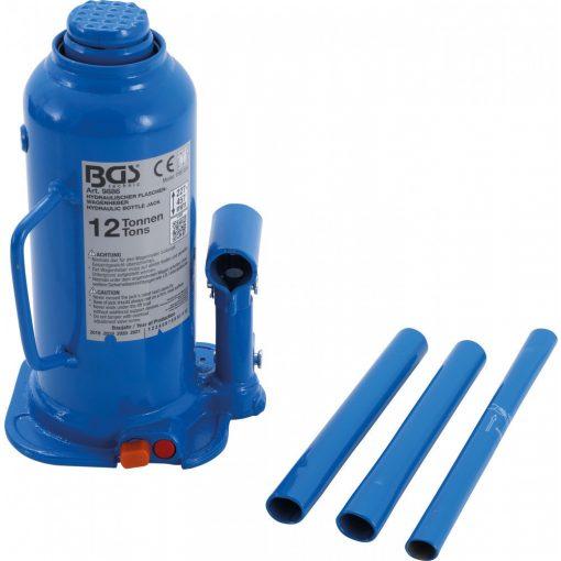BGS technic Hidraulikus autóemelő   12 t (BGS 9886)